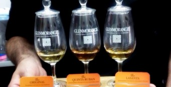 Виски Glenmorangie в Steakhouse!